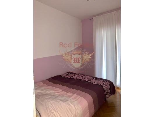 Apartment mit zwei Schlafzimmern in Budva, Wohnung mit Meerblick zum Verkauf in Montenegro, Wohnung in Becici kaufen, Haus in Region Budva kaufen