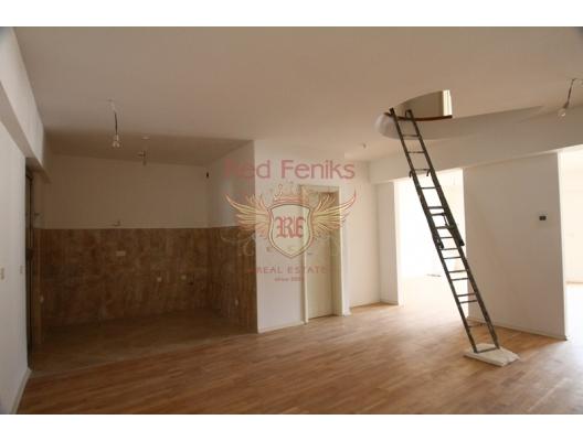 Becici'de üç odalı bir daire, Karadağ'da garantili kira geliri olan yatırım, Becici da Satılık Konut, Becici da satılık yatırımlık ev