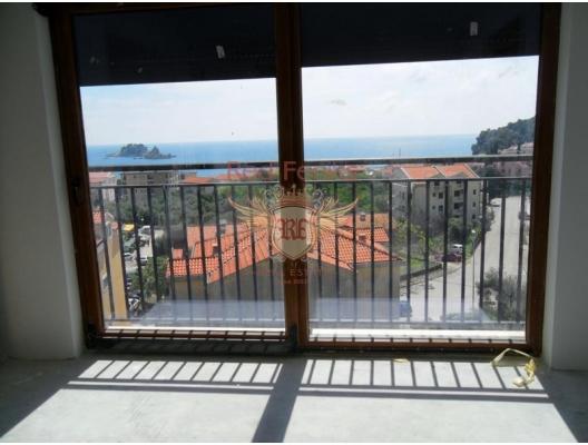 Yeni konut kompleksinde iki odalı bir daire, Becici da ev fiyatları, Becici satılık ev fiyatları, Becici da ev almak
