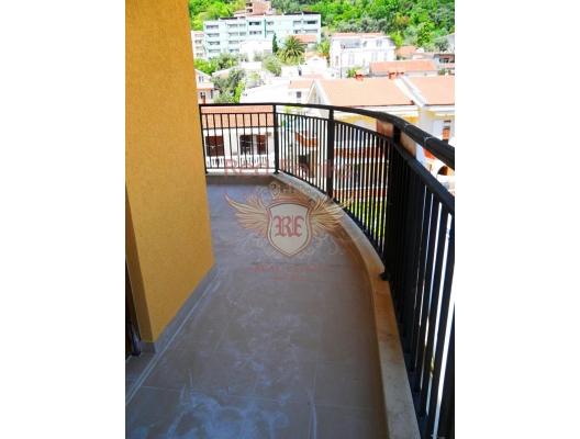 Yeni konut kompleksinde iki odalı bir daire, Region Budva da satılık evler, Region Budva satılık daire, Region Budva satılık daireler