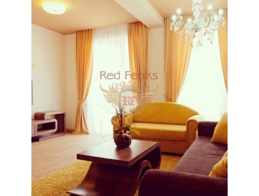Budva-Becici, Karadağ'daki çok güzel, rahat daire.