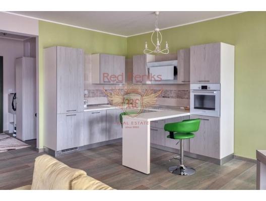New Duplex with Sea View in Kumbor Herceg Novi, apartment for sale in Herceg Novi, sale apartment in Baosici, buy home in Montenegro