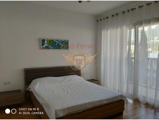 Montenegro Karadağ Becici / Budva'da satılık tek yatak odalı daire, Karadağ'da garantili kira geliri olan yatırım, Becici da Satılık Konut, Becici da satılık yatırımlık ev