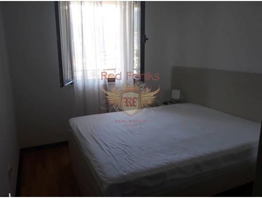 Beçiçi'de 59 m2 Daire, Montenegro da satılık emlak, Becici da satılık ev, Becici da satılık emlak