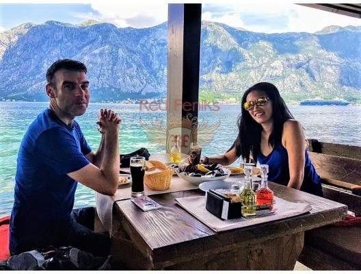 Cozy Restaurant On the Kotor Bay, montenegro da satılık otel, montenegro da satılık işyeri, montenegro da satılık işyerleri
