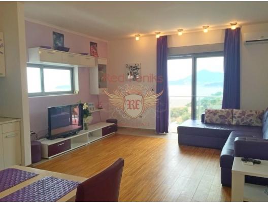 Przno'da tek yatak odalı daire havuzlu yeni site'de., Becici dan ev almak, Region Budva da satılık ev, Region Budva da satılık emlak