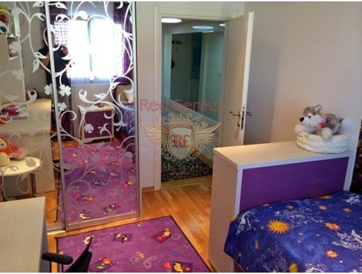 Budva'da iki katlı daire, Region Budva da satılık evler, Region Budva satılık daire, Region Budva satılık daireler