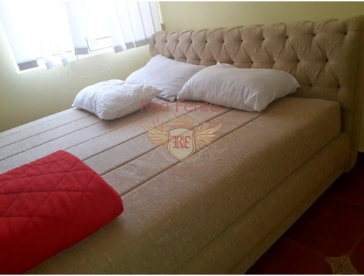 Budva'da tek yatak odalı daire, Region Budva da satılık evler, Region Budva satılık daire, Region Budva satılık daireler