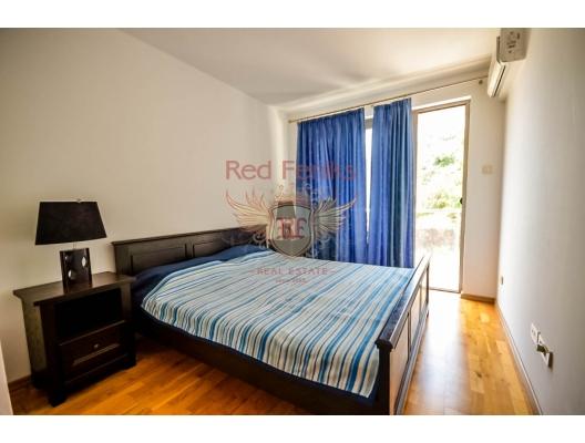 Przno'da bir yatak odalı daire, Region Budva da satılık evler, Region Budva satılık daire, Region Budva satılık daireler