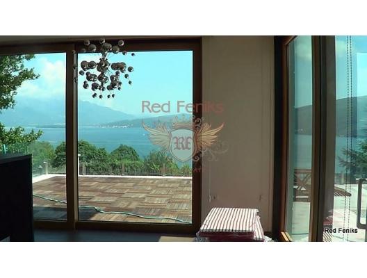 Great villa in Djenovici, Herceg Novi Riviera, house near the sea Montenegro