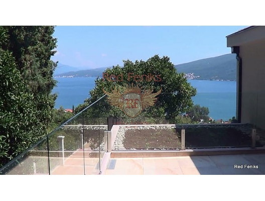 Herceg Novi Riviera, Djenovici'de harika villa, Karadağ Villa Fiyatları Karadağ da satılık ev, Montenegro da satılık ev, Karadağ satılık villa