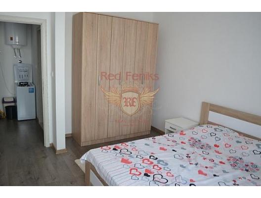 Baosici içinde Satılık daire, 54 metrekarelik Daire, oturma odası + mutfak, yatak odası, banyo, terastan oluşmaktadır.