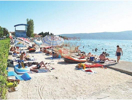 Villa, Karadağ'ın aktif olarak gelişmekte olan bölgesinde.