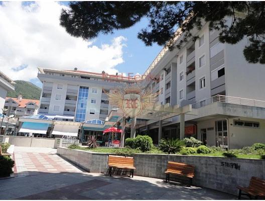 Tivat'ta Apartman Dairesi, Karadağ satılık evler, Karadağ da satılık daire, Karadağ da satılık daireler