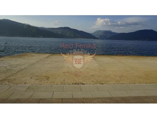 New Villa on the First Line. Krasici, Karadağ da satılık havuzlu villa, Karadağ da satılık deniz manzaralı villa, Krasici satılık müstakil ev