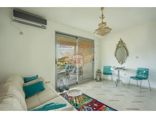 Budva'da İki Yatak Odalı Daire 2+1, Karadağ'da garantili kira geliri olan yatırım, Becici da Satılık Konut, Becici da satılık yatırımlık ev