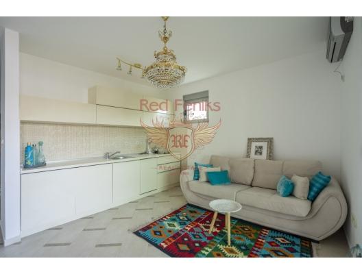 Budva'da İki Yatak Odalı Daire 2+1, Karadağ'da satılık yatırım amaçlı daireler, Karadağ'da satılık yatırımlık ev, Montenegro'da satılık yatırımlık ev