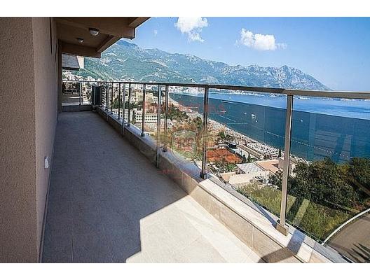Otel satılık Budva, Karadağ, Karadağ'da satılık otel konsepti daire, Karadağ'da satılık otel konseptli apart daireler, karadağ yatırım fırsatları