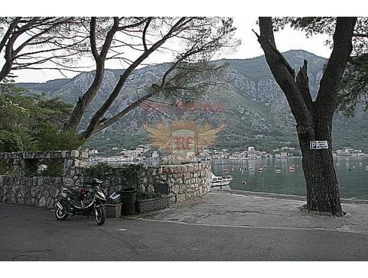 Dobrota'da Daireler, deniz kenarında, Kotor-Bay da satılık evler, Kotor-Bay satılık daire, Kotor-Bay satılık daireler
