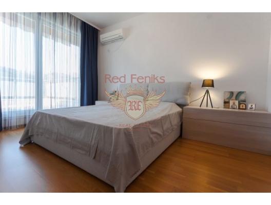 Stylish and Spacious Penthouse Аpartment in Becici, Karadağ satılık evler, Karadağ da satılık daire, Karadağ da satılık daireler