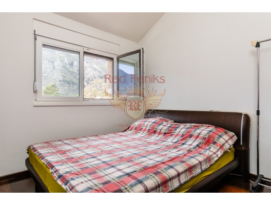 Dobrota, Kotor'da İki Yatak Odalı Daire, Dobrota da ev fiyatları, Dobrota satılık ev fiyatları, Dobrota da ev almak