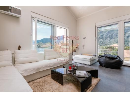Dobrota, Kotor'da İki Yatak Odalı Daire, Kotor-Bay da ev fiyatları, Kotor-Bay satılık ev fiyatları, Kotor-Bay ev almak