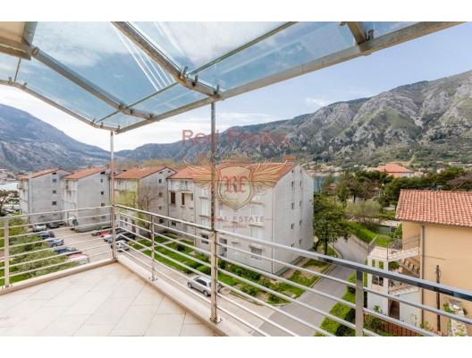 Dobrota, Kotor'da İki Yatak Odalı Daire, becici satılık daire, Karadağ da ev fiyatları, Karadağ da ev almak