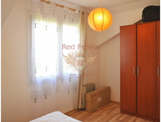 Cozy apartment overlooking the bay in a new house in Igalo., apartments for rent in Baosici buy, apartments for sale in Montenegro, flats in Montenegro sale