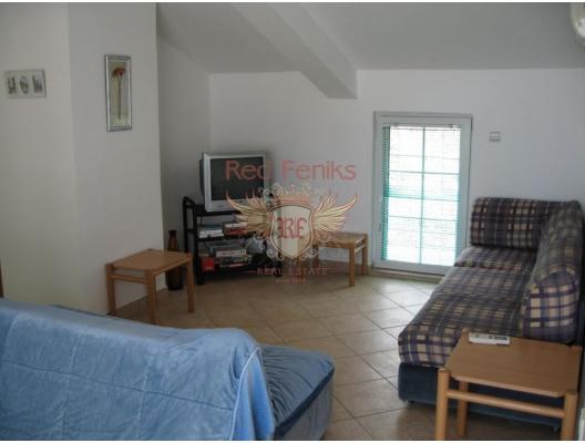 Rafailovici'de Geniş Apartman Dairesi, Becici da satılık evler, Becici satılık daire, Becici satılık daireler