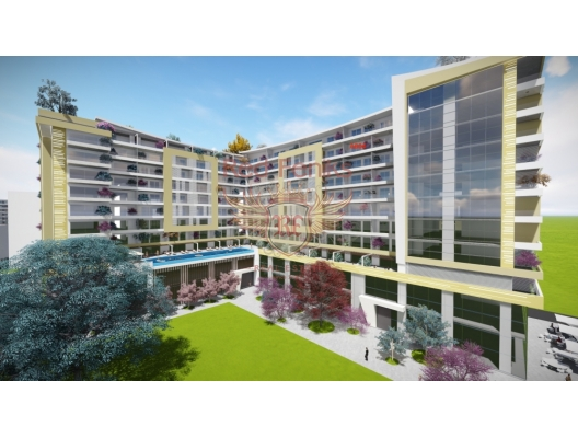 Luxury Two Bedroom Apartment In the center of Budva, apartments in Montenegro, apartments with high rental potential in Montenegro buy, apartments in Montenegro buy