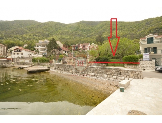 Stoliv Kıyı Şeridi'nde Geniş Arsa