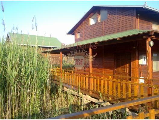 Magnificent Summer House on Ada-Boyana, Karadağ satılık ev, Karadağ satılık müstakil ev, Karadağ Ev Fiyatları