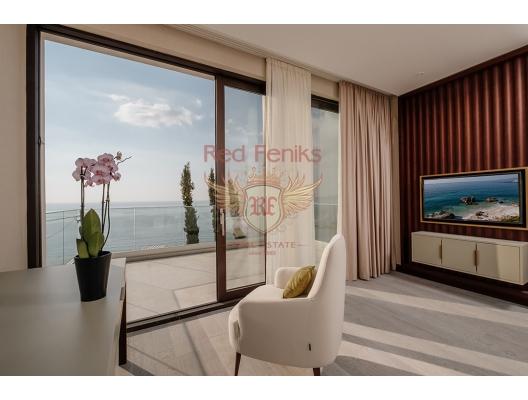 Beautiful Adriatic Villa in Rezevici, hotel residence for sale in Region Budva, hotel room for sale in europe, hotel room in Europe