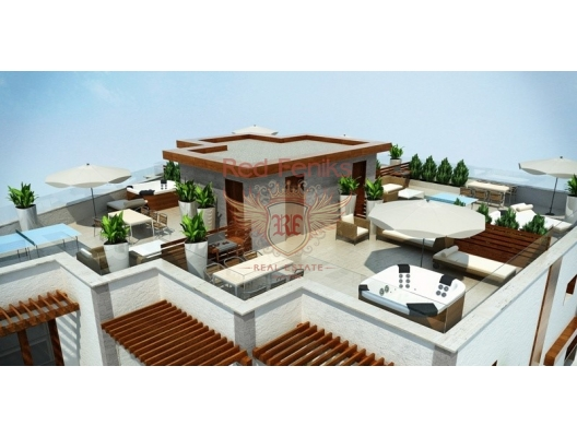 High Quality Apartments in Becici, apartment for sale in Region Budva, sale apartment in Becici, buy home in Montenegro