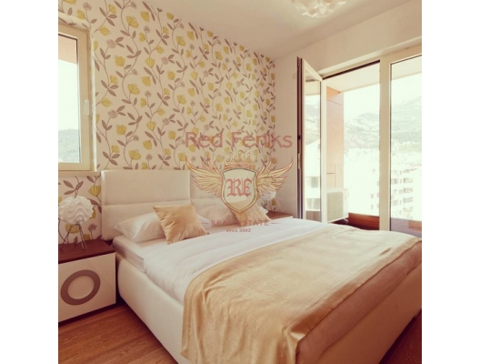 Lux Apartment in Budva, apartment for sale in Region Budva, sale apartment in Becici, buy home in Montenegro