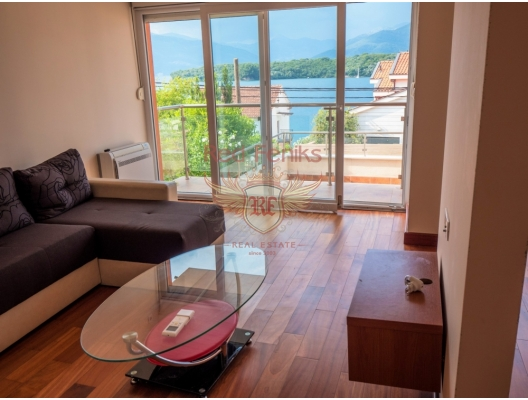 Duplex New Seaview Apartment, Karadağ da satılık ev, Montenegro da satılık ev, Karadağ da satılık emlak