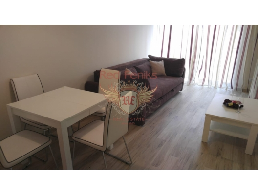 Apartment on the first line, with great rental potential, investment with a guaranteed rental income, serviced apartments for sale