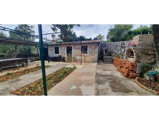 Glavaticichi, Kotor topluluğu, Lustitsa köyündeki rahat taş mustakil ev, Karadağ Villa Fiyatları Karadağ da satılık ev, Montenegro da satılık ev, Karadağ satılık villa