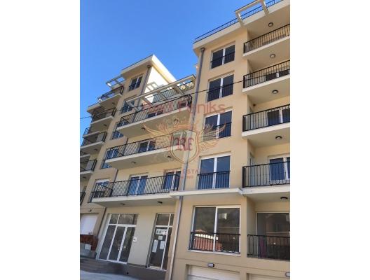 Becici yeni Konut Kompleksi, Karadağ'da satılık yatırım amaçlı daireler, Karadağ'da satılık yatırımlık ev, Montenegro'da satılık yatırımlık ev
