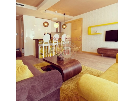 Lux Apartment in Budva, sea view apartment for sale in Montenegro, buy apartment in Becici, house in Region Budva buy