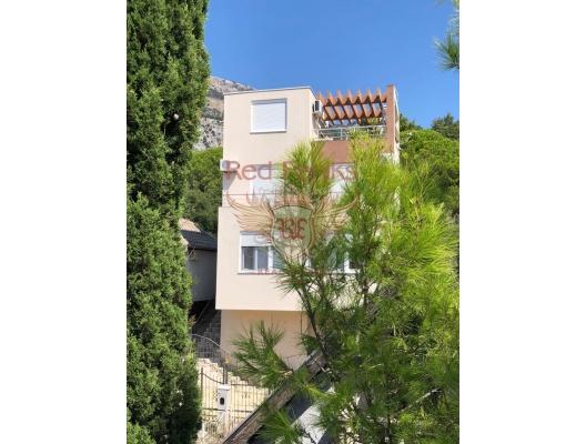 Ratac panoramik deniz manzaralı modern ev, Karadağ Villa Fiyatları Karadağ da satılık ev, Montenegro da satılık ev, Karadağ satılık villa