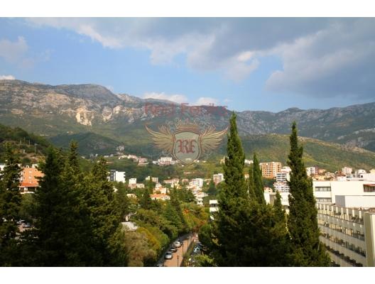 Becici'de üç odalı bir daire, Karadağ da satılık ev, Montenegro da satılık ev, Karadağ da satılık emlak