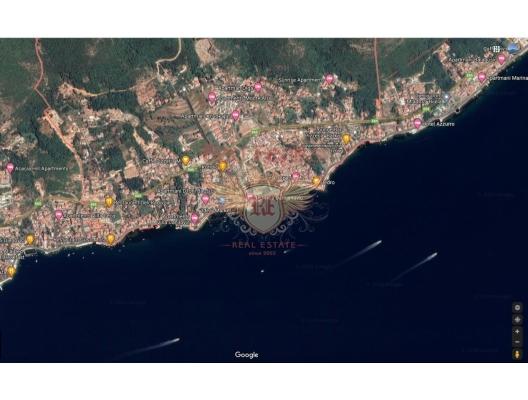 Ön cephede güzel ev, Karadağ da satılık ev, Montenegro da satılık ev, Karadağ da satılık emlak