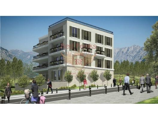 Apartment in a new building in the Porto Montenegro complex, apartments for rent in Bigova buy, apartments for sale in Montenegro, flats in Montenegro sale