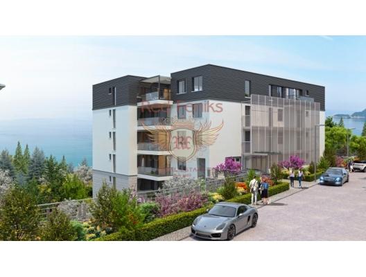 St Stephen yeni bir konut kompleksi içinde satılık iki yatak odalı daireler Stephen'ta yeni yerleşim kompleksi.
