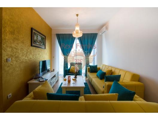 Becici'de Tek Yatak Odalı Daire 1+1, Becici dan ev almak, Region Budva da satılık ev, Region Budva da satılık emlak