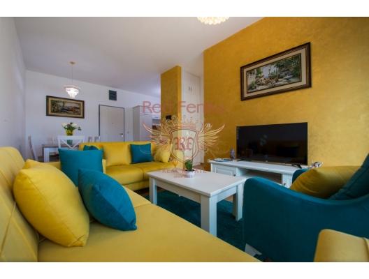 Becici'de Tek Yatak Odalı Daire 1+1, Karadağ da satılık ev, Montenegro da satılık ev, Karadağ da satılık emlak