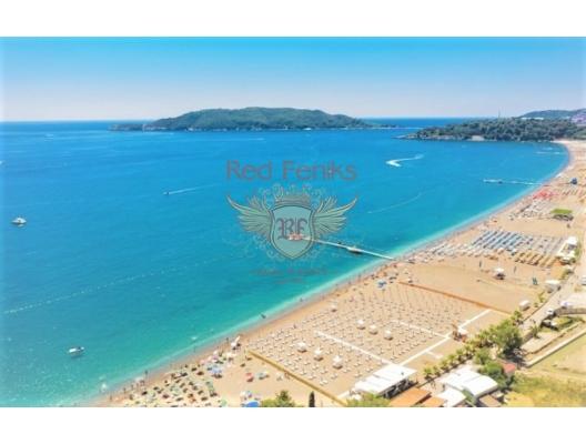 Zu verkaufen Studio-Apartment in der Hotel Residence 5 Sterne in Becici.