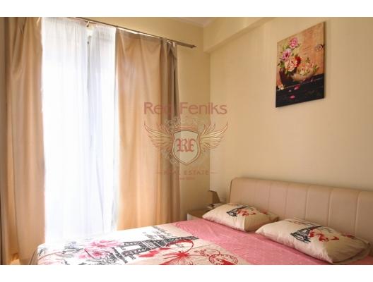 Otel konseptli apart daireler Budva, Karadağ'da satılık yatırım amaçlı daireler, Karadağ'da satılık yatırımlık ev, Montenegro'da satılık yatırımlık ev