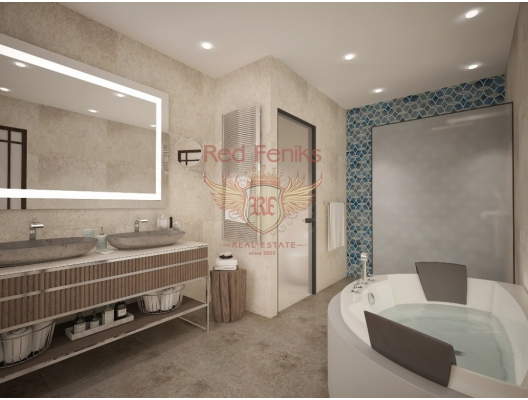 Rezevici'de özel kompleks, Karadağ da satılık ev, Montenegro da satılık ev, Karadağ da satılık emlak